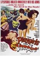 Affiche du film Des Filles Pour Un Vampire