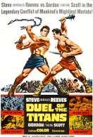 Affiche du film Romulus et Remus