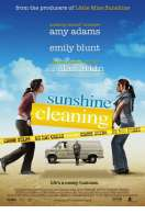 Affiche du film Sunshine Cleaning