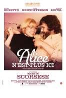 Affiche du film Alice n'est plus ici