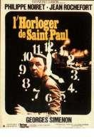 Affiche du film L'horloger de Saint-Paul