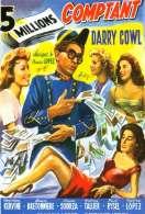 Affiche du film Cinq Millions Comptant