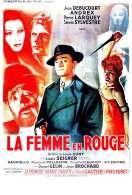 La Femme en Rouge, le film