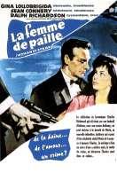 Affiche du film La Femme de Paille