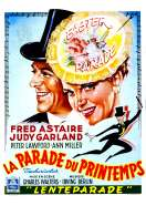 Affiche du film Parade de printemps