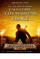 Affiche du film Benjamin Gates et le tr�sor des templiers