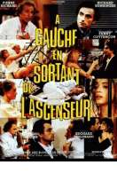 A Gauche en Sortant de l'ascenseur, le film