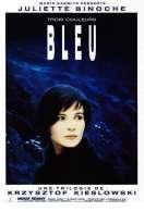 Affiche du film Trois couleurs bleu
