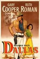 Affiche du film Dallas Ville Frontiere