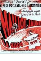 Affiche du film Pour le Maillot Jaune