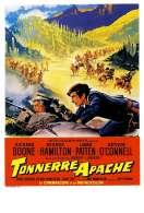 Affiche du film Tonnerre apache