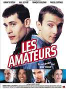 Affiche du film Les amateurs