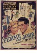 Affiche du film Une Femme Par Jour