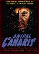Affiche du film Amiral Canaris