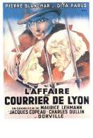 Affiche du film L'affaire du courrier de Lyon