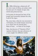 Affiche du film Greystoke, la légende de Tarzan