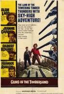 Affiche du film Tonnerre Sur Timberland