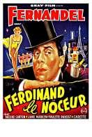 Affiche du film Ferdinand le Noceur