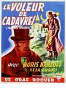 Affiche du film Le r�cuperateur de cadavres