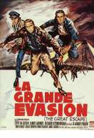 La grande évasion, le film