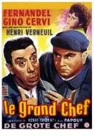 Affiche du film Le Grand Chef