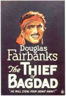 Affiche du film Le voleur de Bagdad