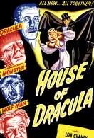 Affiche du film La maison de Frankenstein