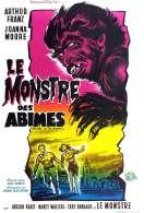 Affiche du film Le monstre des ab�mes