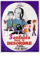 Affiche du film Trois Enfants dans le Desordre