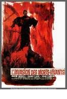 Affiche du film L'invasion des Morts Vivants