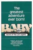 Affiche du film Baby, le secret de la l�gende oubli�e