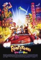 Affiche du film Les Pierrafeu à Rock Vegas