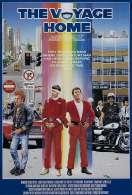 Affiche du film Star Trek Iv Retour Sur Terre