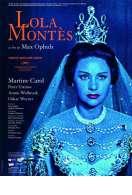 Affiche du film Lola Montes