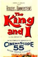 Affiche du film Le roi et moi