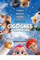Affiche du film Cigognes et compagnie
