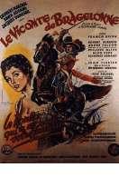 Affiche du film Le Vicomte de Bragelonne