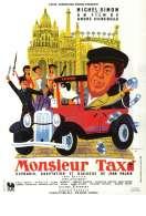 Affiche du film Monsieur Taxi