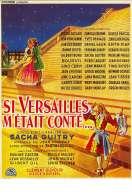 Affiche du film Si Versailles m'�tait cont�