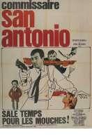 Affiche du film Sale Temps Pour les Mouches