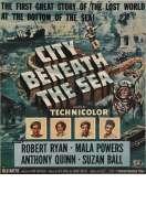 Affiche du film La Cite Sous la Mer