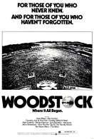 Affiche du film Woodstock