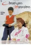 Chroniques marocaines