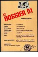 Affiche du film Le dossier 51