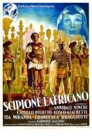 Affiche du film Scipion l'Africain