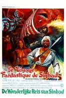 Affiche du film Le voyage fantastique de Sinbad