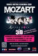 Mozart, l'opéra rock 3D, le film