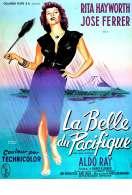 Affiche du film La belle du Pacifique