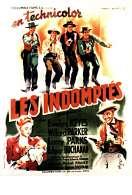 Affiche du film Les Indomptes