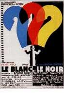Affiche du film Le blanc et le noir